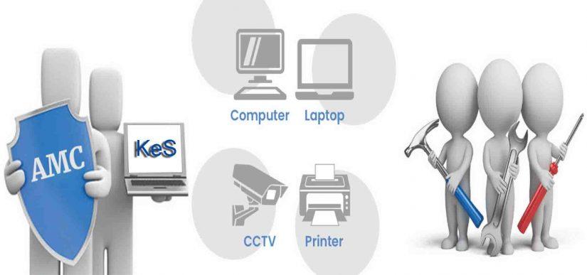 Annual Maintenance Contract (Kashmir eServices)