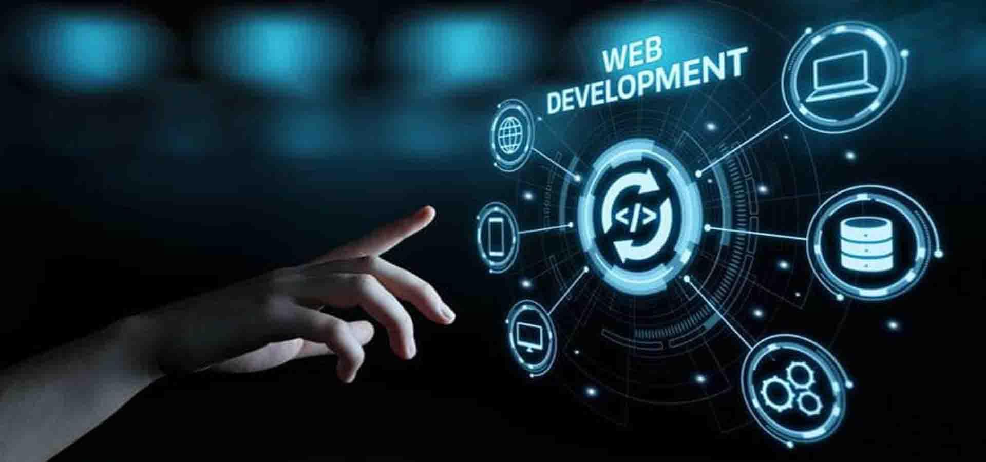 Web Development (Kashmir eServices)